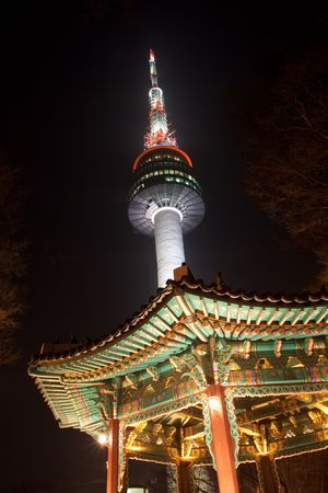 N-Tower of Seoul