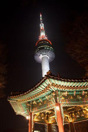 N-Tower of Seoul