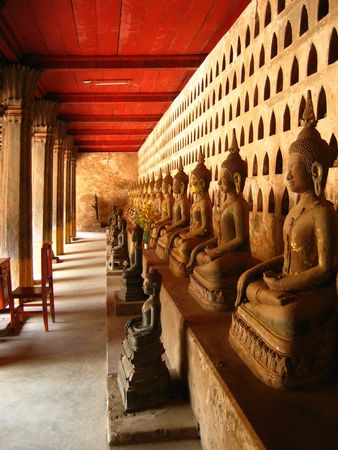 buddha of prakeo temple