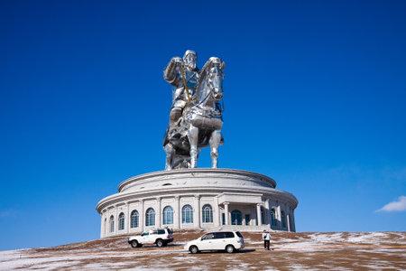 khan: Genghis Khan