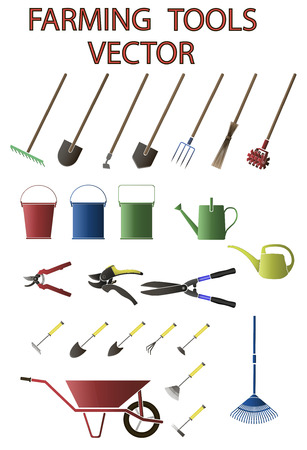 Colored farnimg tools