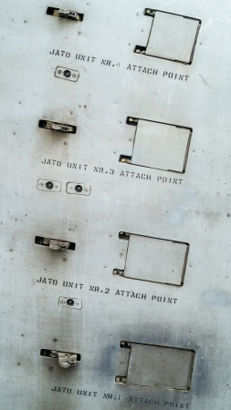 assisted: Jet assisted take off attach points