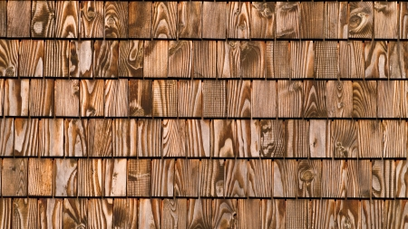 cladding tile: Wood tile cladding texture, taken from an old windmill Stock Photo