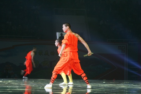 international festival in Luoyang - Shaolin