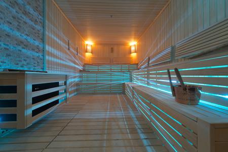 Hotel saunas