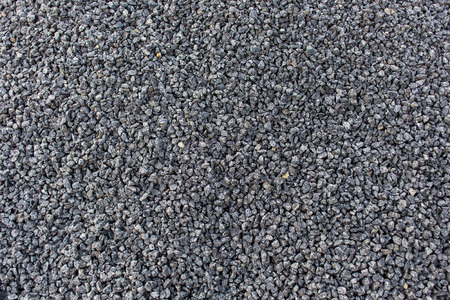 An image of crushed stone texture background Stockfoto