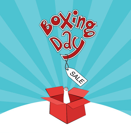 boxing day red box sale