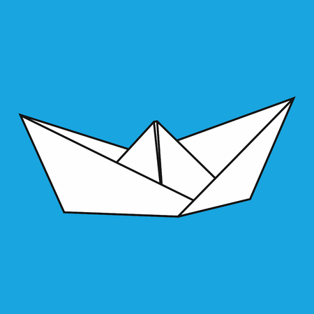 object ship paper