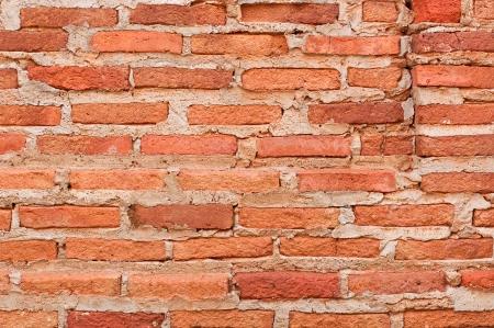 moulder: Red brick pattern