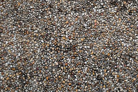 01: Dirty pebble stone wall 01