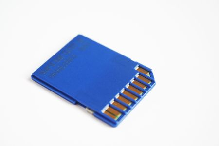 megabyte: SD Card, a flash memory card that is often used in digital cameras.