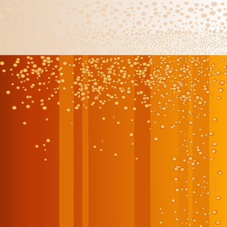 abstract background in the form of beer