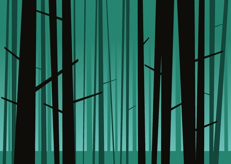 the night forest