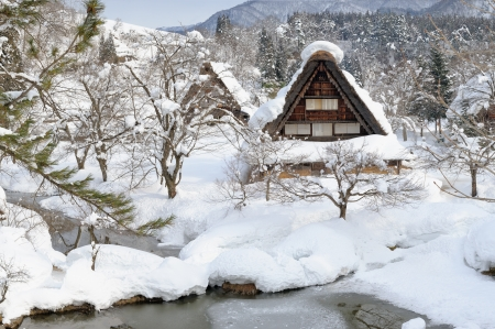 aring: The Historic Villages of Shirakawa is one of Japan
