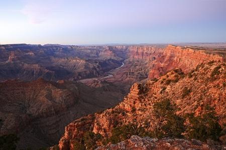 Desert View in Grand Canyon South Rim,Desert,