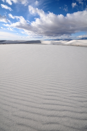 White Sands National Monument in New Mexico, USA Stock Photo - 13642098