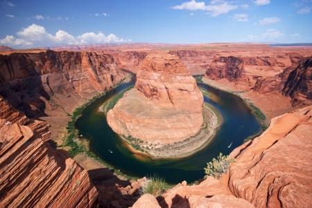 Horseshoe Bend near Grand Canyon, Page, Arizona USA