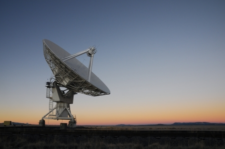 radio telescope: VLA radio telescope in New Mexico USA