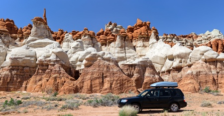 Blue Canyon, Arizona USA Stock Photo - 13710492
