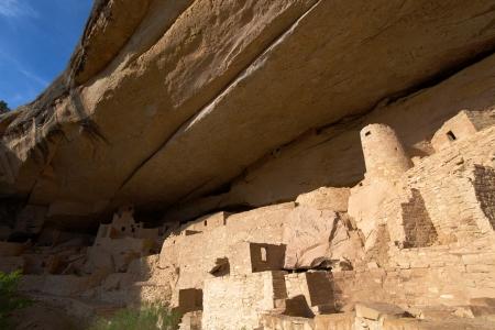 anasazi: Anasazi cliff dwellings at Mesa Verde National Park, CO