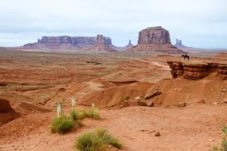Monument Valley Navajo Tribal Park photo