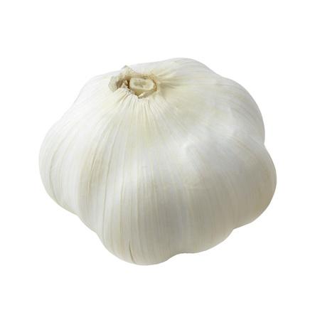 白いニンニク