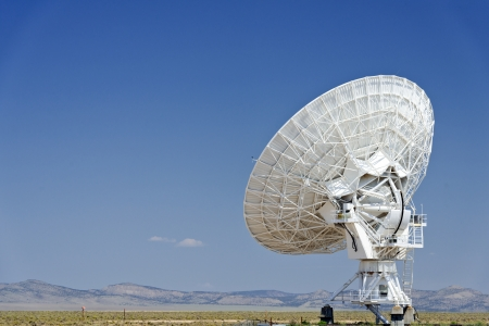 The Very Large Array in Socorro, New Mexico photo