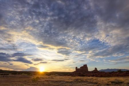 pueblo: Abo Ruins in Salinas Pueblo National Monument