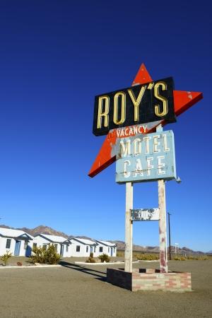 Roy s Motel Cafe