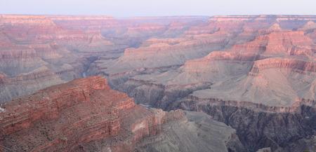 hopi: Hopi Point at Dawn, Grand Canyon National Park