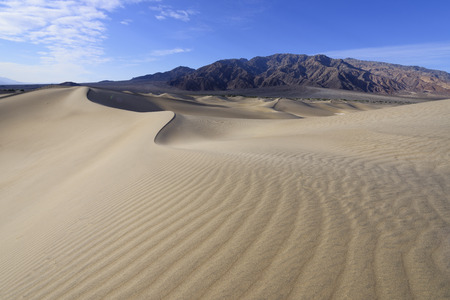 Dunes in Death Valley National Park