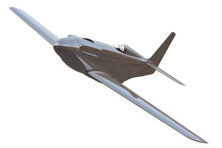render: 3d Render of Air Racer