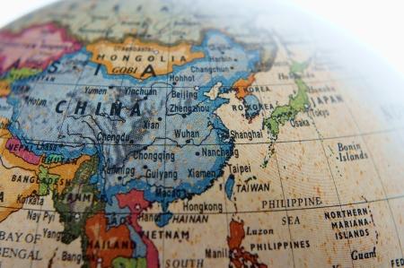 weltkugel asien: Globe (Asien)
