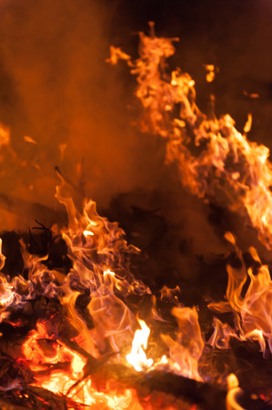 igniting: Fire Stock Photo