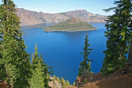 crater lake: Crater Lake, Oregon