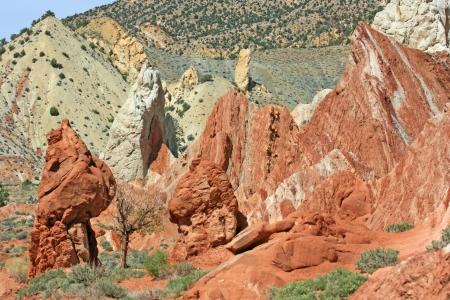 Cockscomb, Utah photo