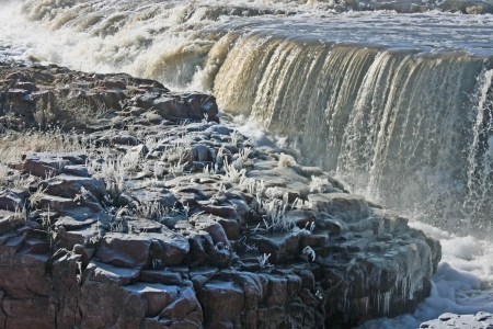 sioux: Sioux Falls Stock Photo