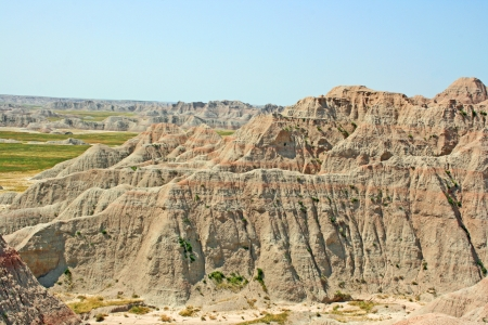 Badlands National Park, South Dakota photo