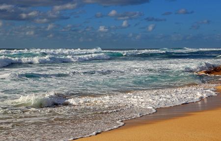 north shore: North Shore, Oahu, Hawaii Stock Photo