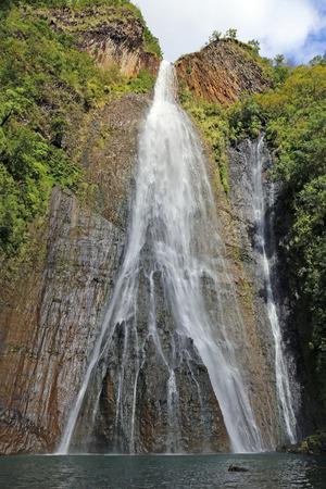 kauai: Manawaiopuna Falls, Kauai, Hawaii