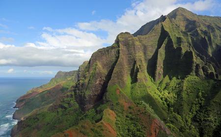 na: Cliffs of Na Pali Coast, Kauai, Hawaii