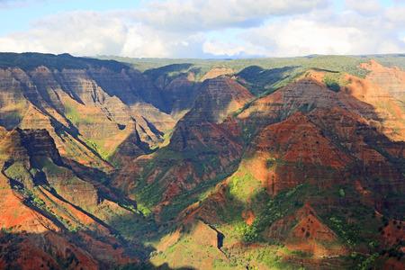kauai: Waimea Canyon, Kauai, Hawaii
