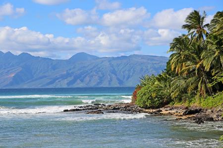 Wahikuli Beach Park, Maui, Hawaii
