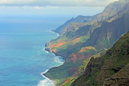 na: Na Pali Coast, Kauai, Hawaii