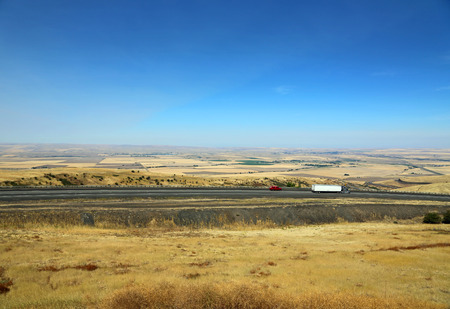 deadman: I-84 en Deadman Pass, Oregon