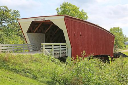 Cedar Bridge, Iowa Imagens
