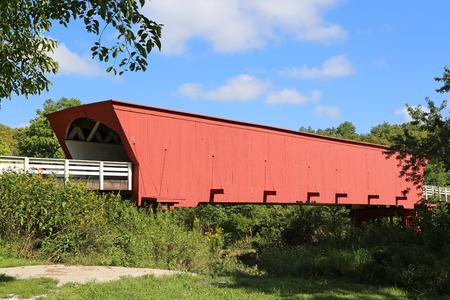 Roseman Bridge, Iowa - film location Bridges of Madison County