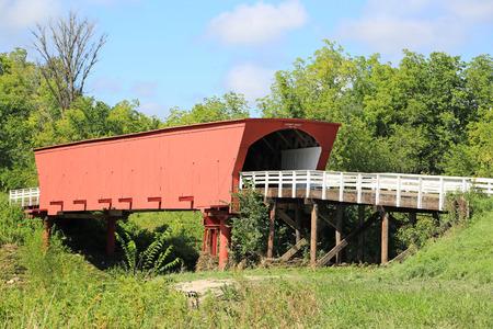 iowa: Roseman Bridge, Iowa