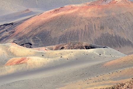 maui: Kaluuokaoo Crater, Haleakala National Park, Maui, Hawaii