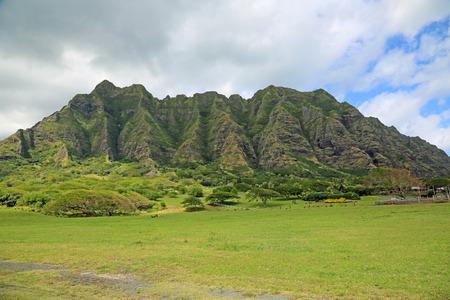 rancho: Kualoa Ranch - Kaneohe, Oahu, Hawaii